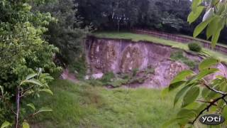 THE BIGGEST AND MOST POWERFUL SINKHOLES, FLASH FLOODS AND LAND SLIDES EVER CAUGHT ON CAMERA 2017