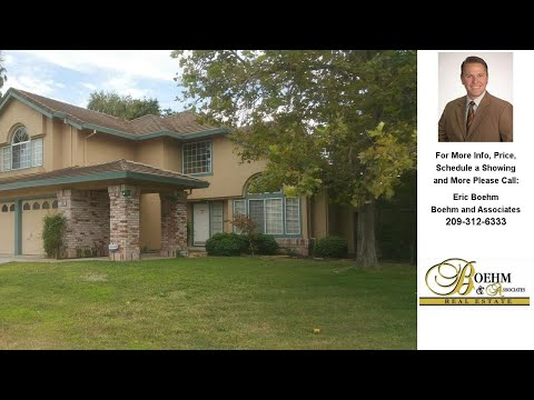 890 Allegheny Ct, Tracy, CA Presented by Eric Boehm.