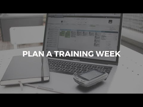 How to Plan a Training Week - Creating a Cycling Training Plan