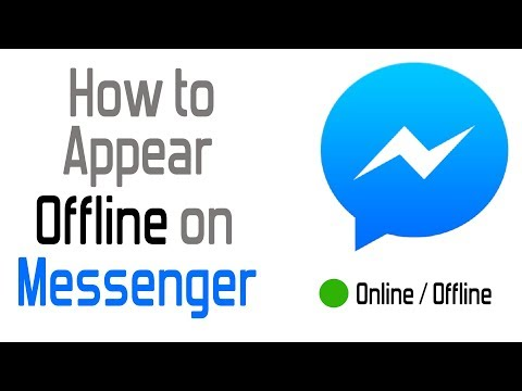 How to Appear Offline on Messenger 2017 | How to Appear Offline on Facebook Messenger