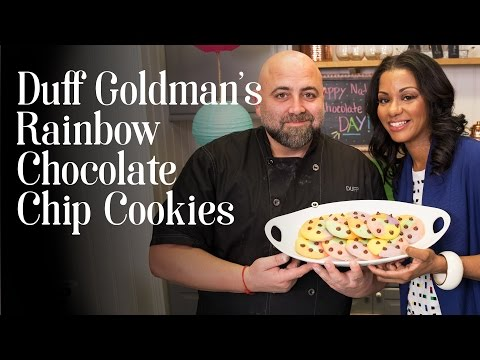 How To Make Rainbow Cookies with Duff Goldman