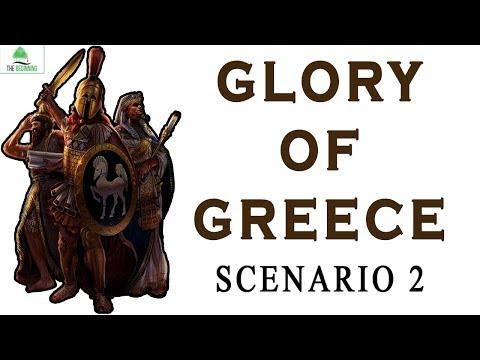 Age of Empires: Definitive Edition | Glory of Greece - Acropolis (Scenario 2)