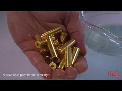 Aquapolish - Industrial Bright Dip for Brass & Copper Alloys