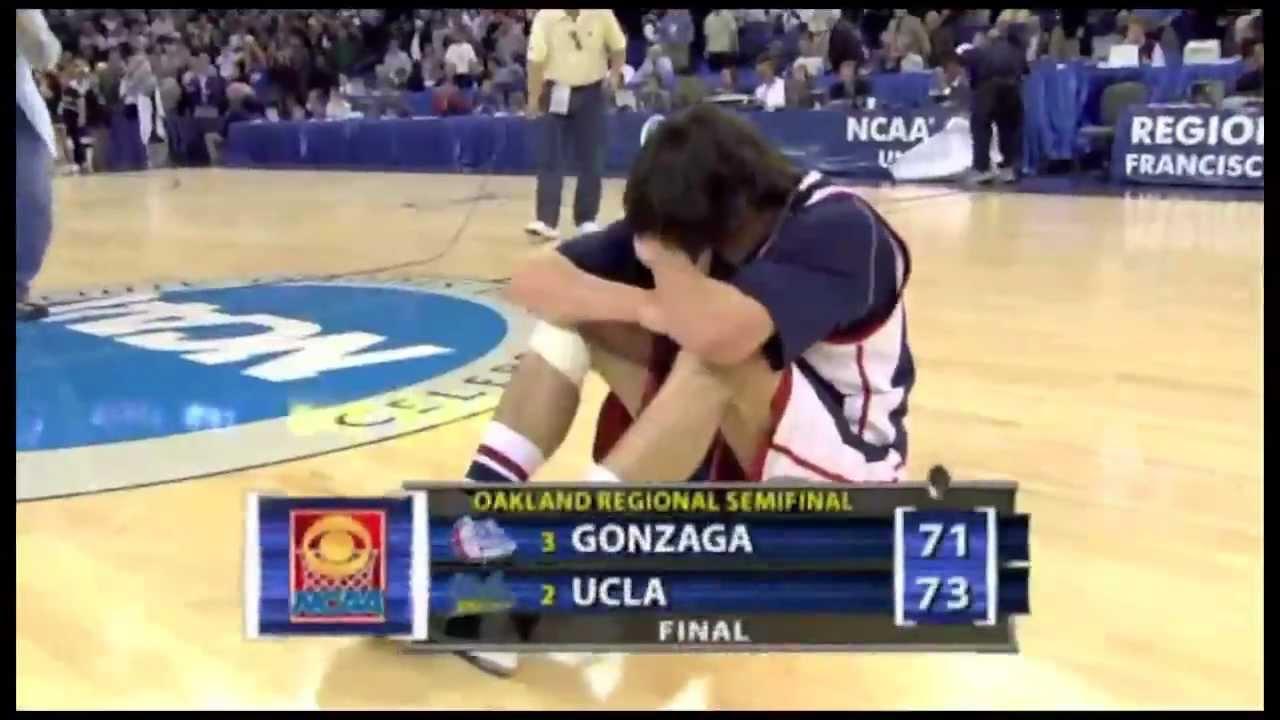 UCLA vs. Gonzaga (2006 NCAA Tournament) - High Quality