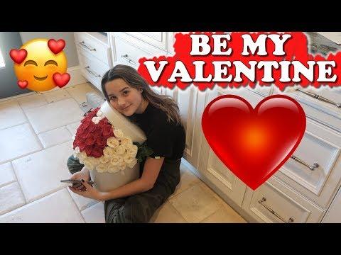 Xxx Mp4 Be My Valentine WK 424 Bratayley 3gp Sex