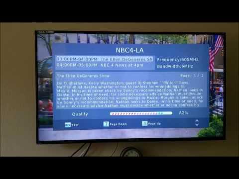 TV Antenna Dropouts 4G LTE?