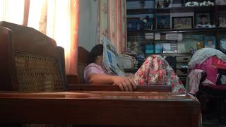 Sleeping Aunty