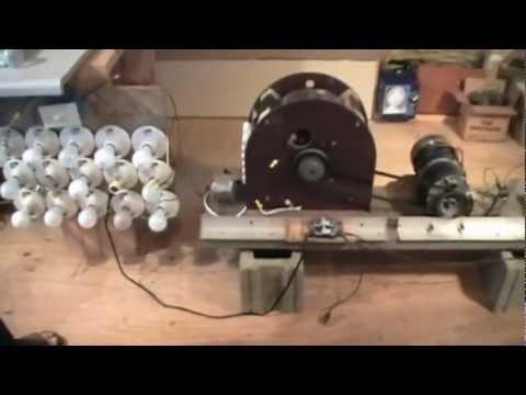 Self Running 40kW 40,000 Watt Fuelless Generator 1 of 3   wits2014 22