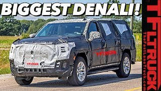 Download This 2021 GMC Yukon XL Denali Is Hiding Some Major Changes! Video