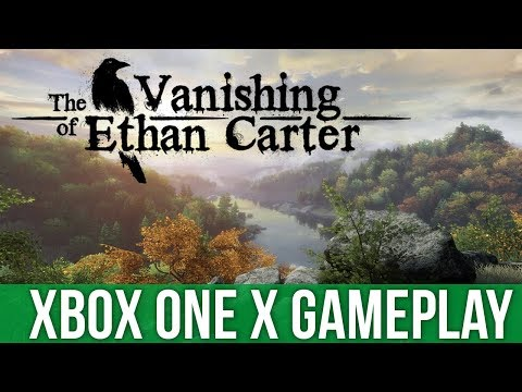 The Vanishing of Ethan Carter - Xbox One X Gameplay (Gameplay / Preview)