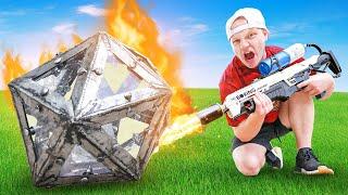 DESTROY The Unbreakable CUBE, Win $25,000!