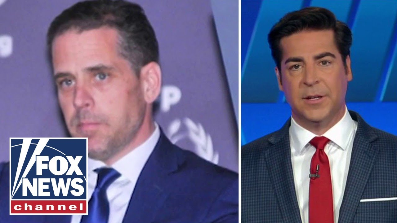 Jesse on new Hunter Biden scandal: Laptop 'from hell' could bring down Biden