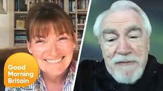 Hollywood Star Brian Cox on Starring in New Lockdown Pilot & Life in Lockdown | Good Morning Britain