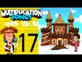 Multiplication Song 17 My Fantasy Dream Muffin Songs