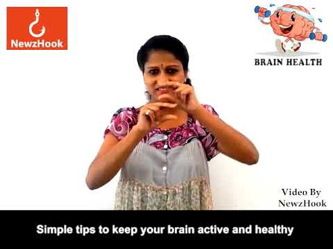 Simple tips to keep your brain active and healthy