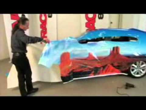 ORACAL Vehicle Wrap Training