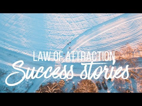 Law of Attraction Success Stories: Instant Manifestation, Physical Changes, Career Success & MONEY!