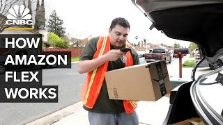 Download What It's Like To Be An Amazon Flex Delivery Driver Video