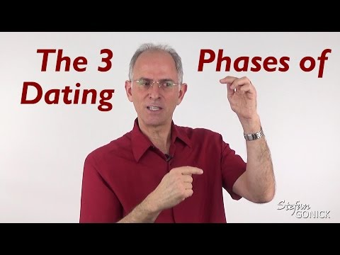 The 3 Phases of Dating - Making Sense of the Madness! - EFT Love Talk Q&A Show