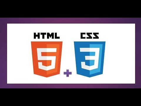 HTML and CSS - Tutorial for beginners