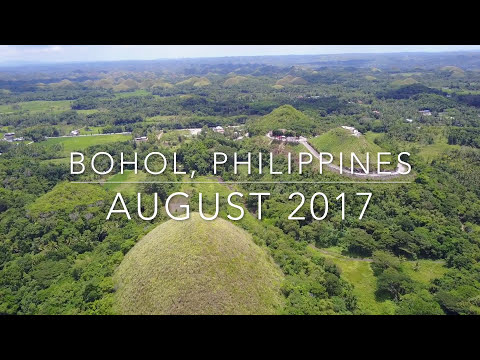 Chocolate Hills    Bohol Philippines   August 2017