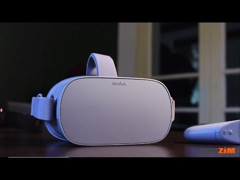 Oculus Go The Most Affordable Standalone VR Headset Right Now
