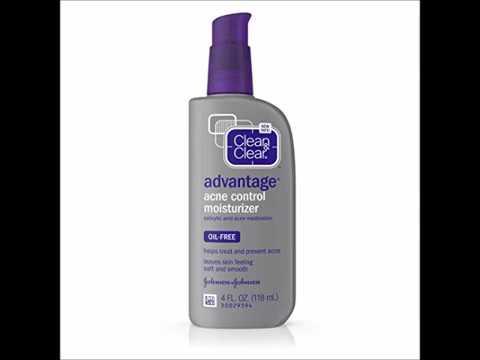Clean & Clear Advantage Acne Control Moisturizer, 4 fl  oz