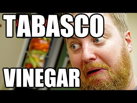 How To Make Tabasco Vinegar