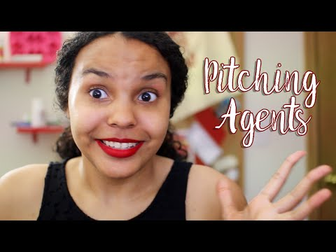 My Experience Pitching Literary Agents!
