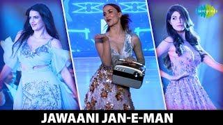 Jawani Jan-E-Man |Unique Fashion Show |Ellie Avram | Natasha Stankovic |Aisha Sharma| Elnaaz Norouzi