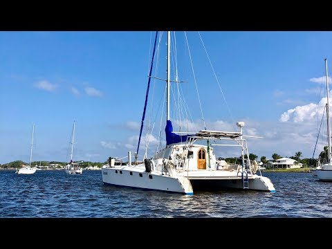 Searching For An Affordable Catamaran