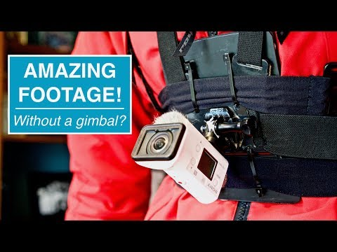 Amazing Footage WITHOUT a gimbal?