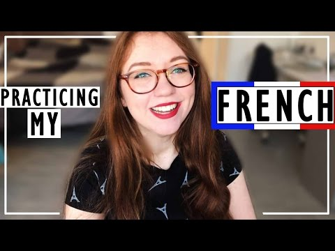 practicing my French (english subs)