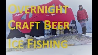 Download Overnight | Craft Beer | Ice Fishing Video