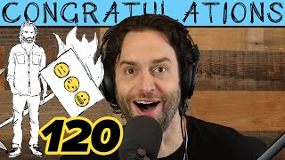 First To Go (120) | Congratulations Podcast with Chris D'Elia