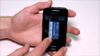 Samsung s5830i прошивка odin3 программой