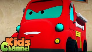 Blaze The Wise | Road Rangers Car Cartoon Videos | Stories by Kids Channel