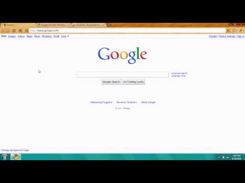 Google Chrome Review and Customization