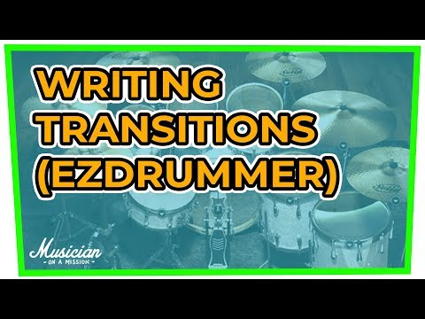 How to Write Transitions in Under 60 Seconds (with EZdrummer and EZkeys)