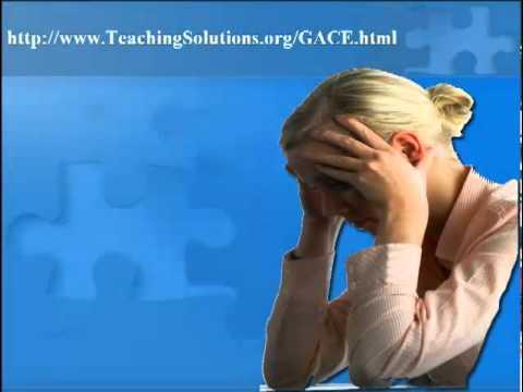 GACE Practice Test Tips - Pass Your GA Teaching Exam Easier