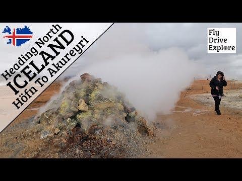 Iceland - Driving North, Hofn To Akureyri