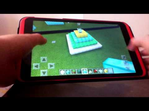 How to Make a Beacon Work in Minecraft Pocket edition, HUDL!