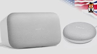 Google Home Mini and Max - What you Need to Know
