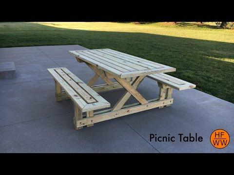 HFWW | Picnic Table