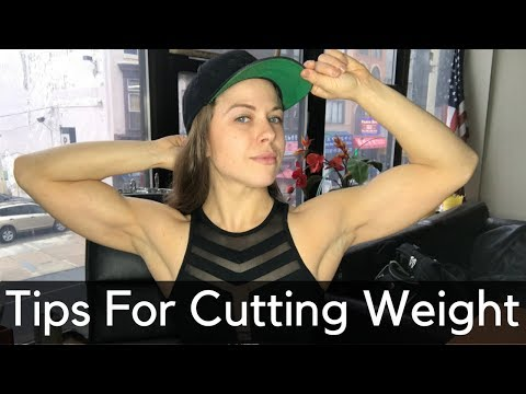 BODY BY BOSS: Cutting Weight | EVERYTHING YOU NEED TO KNOW