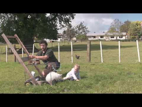 ASB farmsmarts | The Eco-Lawnmower