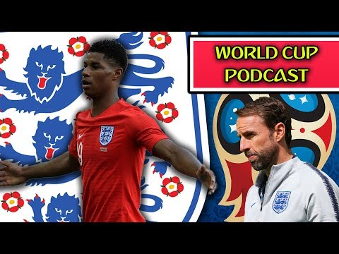 THE TRUE POTENTIAL OF ENGLAND IN RUSSIA 2018 (WITH DEEJAM) | THE WORLD CUP PODCAST | #0