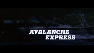 Avalanche Express - Available Now