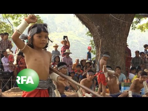 Ancient Art Bokator Is Still Alive in Cambodia
