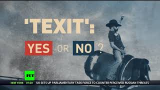 Texit: Yes or No?